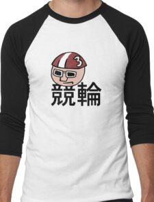 Keirin Men's Baseball ¾ T-Shirt