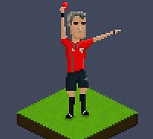 Red Card by pixelfaces