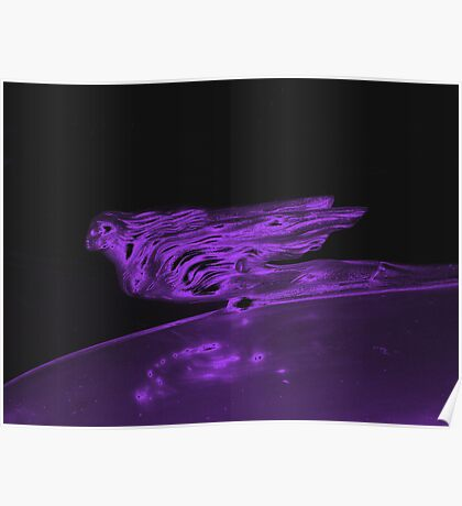 Winged Woman Poster