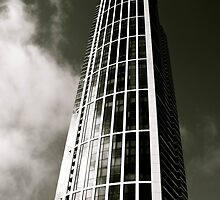 One Rincon Hill Pt. 2 - Black by Peter Klemek