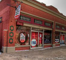 Roadside America Museum - Hillsboro, Texas by Terence Russell
