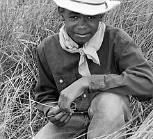Young Cowboy   by Denice Breaux
