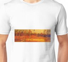 Along the dirt road Smiths Gully VIC Australia Unisex T-Shirt