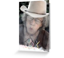 Happy Birthday, Cowgirl! Greeting Card