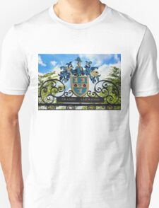Rugby school coat of arms T-Shirt