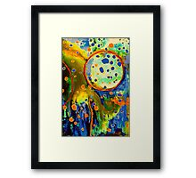Convection Framed Print
