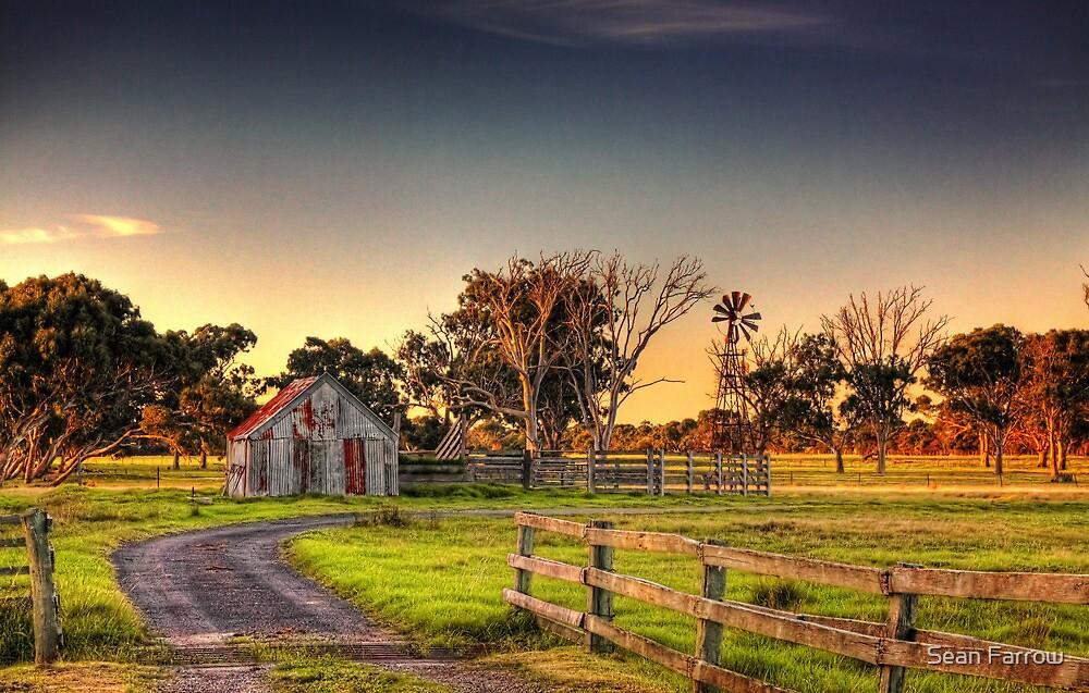 Down by the Farm - Repost by Sean Farrow