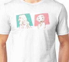 Maps and Olive Unisex T-Shirt