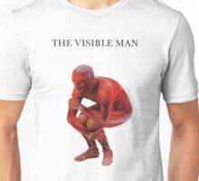 david byrne the visible man Unisex T-Shirt