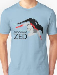 Shockwave Zed T-Shirt