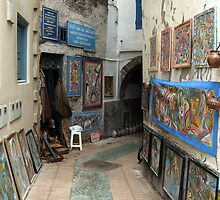 Openair gallery - Essaouira, Morocco by JustD