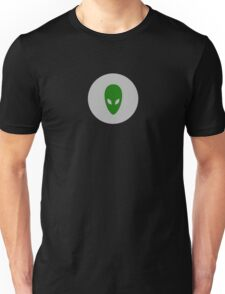 Cool Alien T-shirt and Sticker Unisex T-Shirt