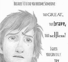 I Was So Afraid of Becoming My Dad - HtTYD 2 Quote by CoracleMouse