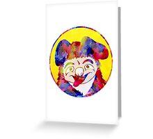 Creature Carl - Watercolor Greeting Card
