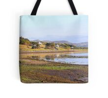 Autumnal Reflections On An Irish Lake Tote Bag