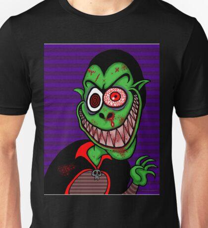 COUNT CRACKULA Unisex T-Shirt
