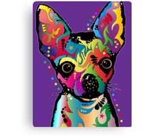Chihuahua Art Canvas Print