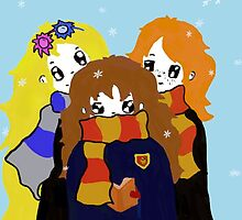 The Girls of Potter World by HJGiggles