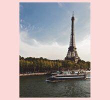 Trip in Paris One Piece - Long Sleeve
