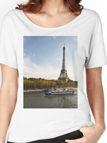 Trip in Paris Women's Relaxed Fit T-Shirt