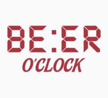 BEER O'CLOCK by tshiart
