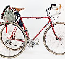 The Old three-wheeler by mudd-photo