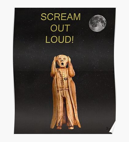 Scream Out Loud Poster