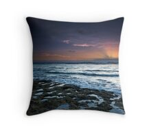Day's End - Cocos (Keeling) Islands Throw Pillow