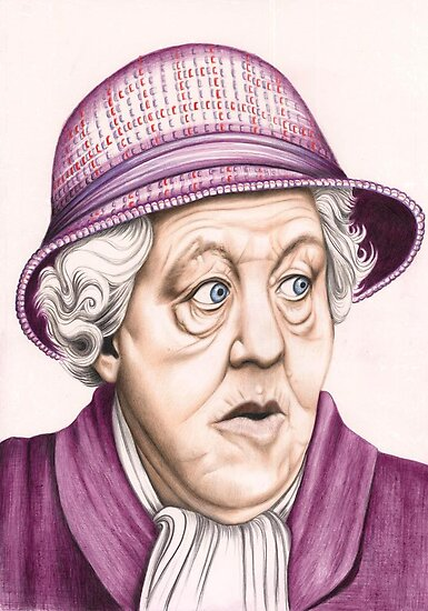 MARGARET RUTHERFORD Flat,550x550,075,f