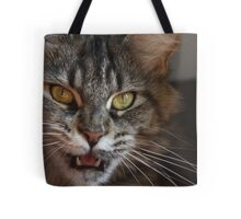 Back chat! Tote Bag