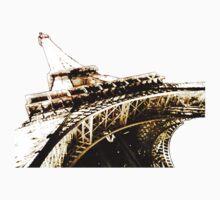 La tour Eiffel Kids Clothes