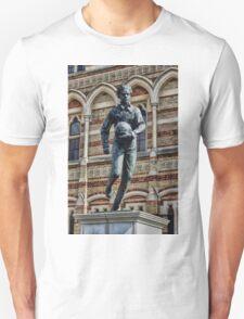 Statue of William Webb Ellis T-Shirt