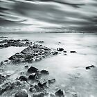 Rocky Shore-The Headland. by maxblack