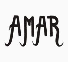 Street Art Graffiti -Amar (Salta - Argentina) Kids Tee