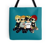 SKH Rag Dolls Tote Bag