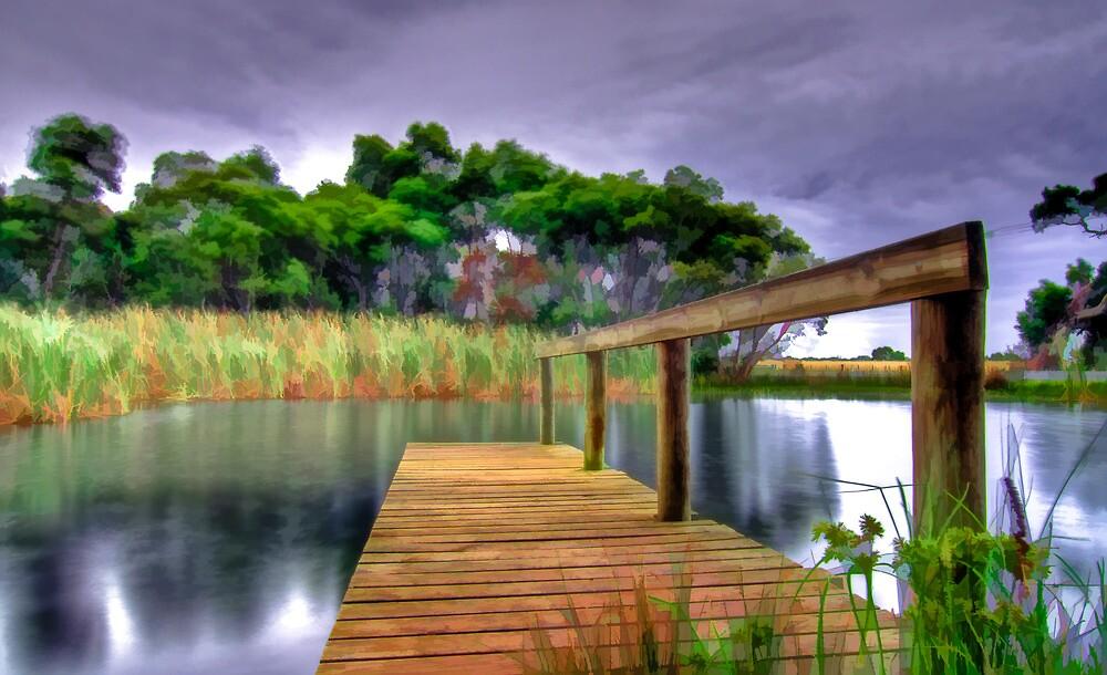 Take A Long Walk by shadesofcolor