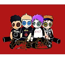 Voodoo Doll - 5SOS Photographic Print
