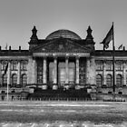 Reichstag BW by KChisnall