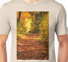 Autumn Colours 3 - MacKenzie-King Estate Unisex T-Shirt