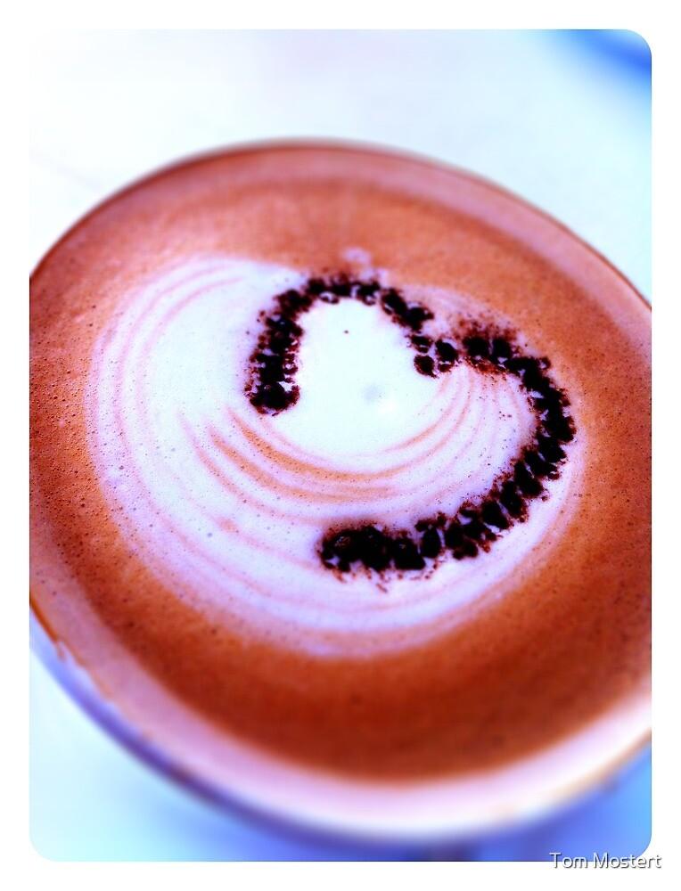 Heartbreak Cappuccino by Tom Mostert