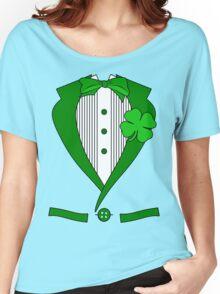 Irish Tuxedo Women's Relaxed Fit T-Shirt