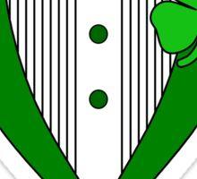 Irish Tuxedo Sticker