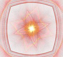 Fractal Starburst - Apophysis7 by judygal