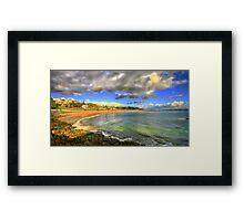 caxias beach Framed Print