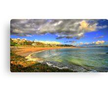 caxias beach Canvas Print