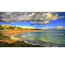 caxias beach Photographic Print