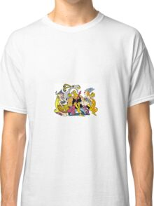 val hallen  Classic T-Shirt