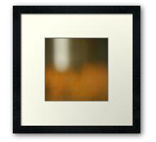 Minimalism... Framed Print