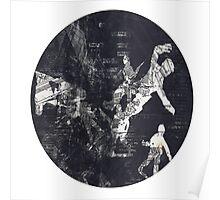 world war zero vinyl Poster