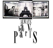 We'll always have Paris by hettie